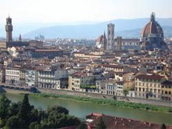 Florenz Städtereise