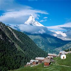 Alpen Urlaub Schweiz