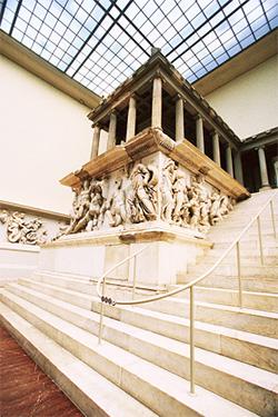 Berlin Museum Reise