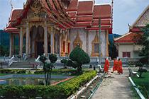 Thailand Natur pur Urlaub
