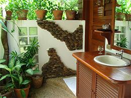 Architektur, Hotel, Badausstattung, Thailand
