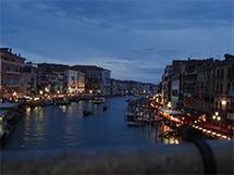 Venedig Fotos machen bei Nacht