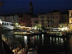 Venedig - Fotos bei Nacht